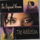 THE ORIGINAL WOMAN THE ADDICTION CD POEMS BY NITCHE WARD CD SPOKEN WORD