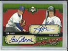 Tom Seaver-Philip Humber 2005 Upper Deck Autograph #17 25 (Link to the Past)