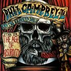 PHIL CAMPBELL AND THE BASTARD SONS - THE AGE OF ABSURDITY - NEW CD ALBUM