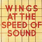 PAUL MCCARTNEY/PAUL MCCARTNEY & WINGS/WINGS (PAUL MCCARTNEY) - WINGS AT THE SPEE