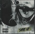 STRAY BULLETS - SHUT UP USED - VERY GOOD CD