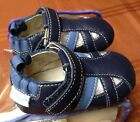 Robeez Mini Shoez Navy Sandals Size 2/ 3-6 months/New in Box