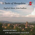 A Taste of Shropshire - Music from Ludlow -  CD 90VG The Fast Free Shipping