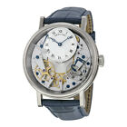 Breguet Tradition Automatic Skeleton Dial 18 kt White Gold Mens Watch