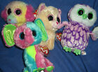 W-F-L TY Beanie Boos Rarities Selection I Glubschi 5 7/8in