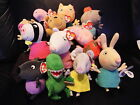 w-f-l Peppa Pig World Series George - Pig etc. 5 7/8in Large Selection