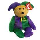 TY Beanie Baby - APRIL FOOL the Bear (Internet Exclusive) (8.5 inch) - MWMTs