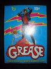 1978 GREASE 1ST SERIES WAX BOX (36 CARD PACKS) TOPPS *MINT BOX*