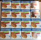 68 Weight Watchers Snack Bars COFFEE CAKE Apple Spice  BROWNIE BLISS LOT 4SPV