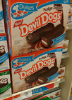 FUDGE DIPPED DEVIL DOGS BY DRAKES CAKES! 4 boxes New while supplies last