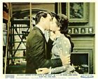 Journey to the Centre of the Earth lobby card Pat Boone kissing Diane Baker