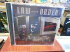 Law and Order Rites of Passage CD 1991 MCA Records VG+ metal