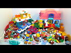 80+ Fisher Price Little People Sweet Sounds Dollhouse Airport Farm Animals More