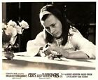 Cries and Whispers original lobby card Ingmar bergman Harriett Andersson scene