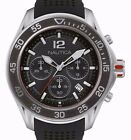 NAUTICA MEN'S CHRONOGRAPH SPORTS WATCH, NEW IN BOX, MODEL NAD23503G, 100METERS