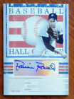 Robin Roberts 2005 Donruss Signature Hall of Fame Certified Auto Houston Astros