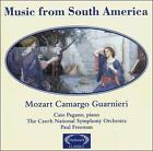 Caio Pagano : Music from South America: Mozart Camargo CD