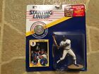 Starting Lineup Bo Jackson 1991 Figure W/Collector Coin And Collectible Card NIB