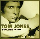 Tom Jones - When I Fall In Love - Tom Jones CD 4GVG The Fast Free Shipping
