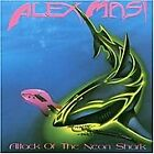 ALEX MASI - ATTACK OF THE NEON SHARK NEW CD