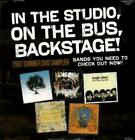 Unknown Artist : In the Studio, on the Bus, Backstage! CD