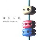 Rush : Different Stages CD