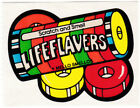 Vintage MELLO SMELLO Scatch and Smell Sniff Stickers LIFEFLAVERS Lifesavers