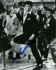 John Travolta Signed Grease Authentic Autographed 8x10 B W Photo PSA DNA#AD80972
