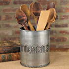 Primitive~Reproduction  Antique Aged  `Utensil Holder`by `The Country House`