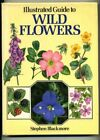 ILLUSTRATED GUIDE TO WILD FLOWERS by Blackmore Stephen Book The Fast Free