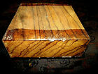 NICE KILN DRIED ZEBRAWOOD BOWL PLATTER BLANK LATHE TURNING BLOCK 12 x 12 x 2