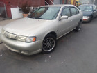 1999 Nissan Sentra base cheap below $1700 dollars