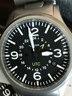 Sinn 856 UTC Tegimented, 2nd Time zone,  Collector Set. EXCELLENT condition!!!!!