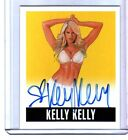 Kelly Kelly Card and Memorabilia Guide 7