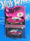 Hot Wheels Red Line Club Exclusive 67 Camaro Spectraflame Party Pink