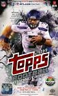 2014 TOPPS FOOTBALL HOBBY 12 BOX CASE