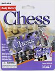 CHESS Game Keychain Keyring Magnetic Miniature Board Retired NEW Basic Fun Doll