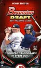 2014 BOWMAN DRAFT PICKS & PROSPECTS BASEBALL HOBBY 12 BOX CASE