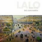 JEAN MARTIN TRIO - LALO. FRENCH ESPRIT SERIES USED - VERY GOOD CD