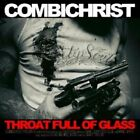 COMBICHRIST - THROAT FULL OF GLASS [SINGLE] USED - VERY GOOD CD