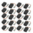 20 Pcs 14mmx9mmx6mm Planer Motor Carbon Brushes for Bosch