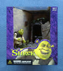 SHREK THE OUTHOUSE ACTION FIGURE AND PLAYSET MCFARLANE TOYS 2001