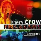 SHERYL CROW And Friends, Live in Central Park, Eric Clapton, Chrissie Hynde, NEW
