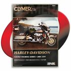 2006-2007 Harley Davidson FLHRS Road King Custom Repair Manual Clymer M252