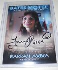 2016 Breygent Bates Motel Season 1 and 2 Comic Con Special Edition Trading Cards 6