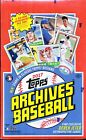 2017 TOPPS ARCHIVES SEALED HOBBY BASEBALL BOX