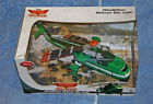 Disney Store Exclusive Planes Fire  Rescue WINDLIFTER Helicopter Deluxe Diecast
