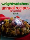 Weight Watchers Annual Recipes for Success 2014 Hardcover by Weight Watchers