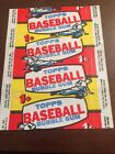 Rare TOPPS 1957 BASEBALL 1 CENT WAX PACK WRAPPER- Excellent Mint Condition