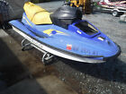 2006 06 SEADOO SEA-DOO GTI SE 155 HP JETSKI HULL BODY SHELL (REPAIRED)    E3011